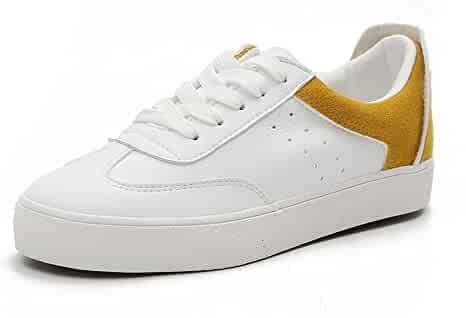 7919df07371ee Shopping excellent.c - Yellow - Fashion Sneakers - Shoes - Women ...