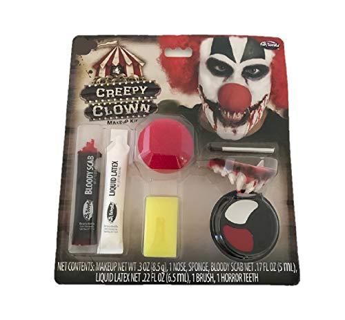 Bleyer Easter Packaging Div Halloween Makeup - Creepy