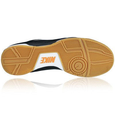 Nike Junior Tiempo Natural IV Innen Fußballtrainer Schwarz
