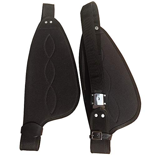 Great American Cordura Youth Child Saddle Replacement Fender Pair Hobble Straps
