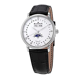 Best Epic Trends 41P7xv6Wr6L._SS300_ Blancpain Quantieme Complet Perpetual Automatic White Dial Men's Watch 6263-1127-55A