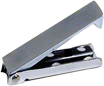 RV Designer E2151 2.5 x 1//2 Chrome Baggage Door Holder