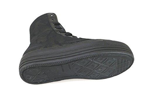 Cult , Damen Sneaker Schwarz Nero/Verde