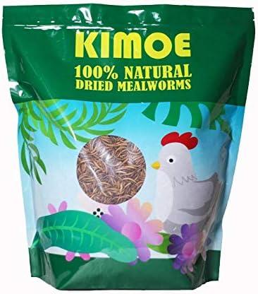 kimoe Natural Non GMO mealworms Chicken%EF%BC%8CDucks product image