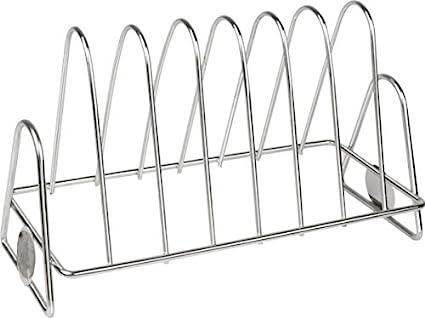 Magikware Plate Stand Rack \u0026 Holder (Silver)  sc 1 st  Amazon.in & Magikware Plate Stand Rack \u0026 Holder (Silver): Amazon.in: Home \u0026 Kitchen
