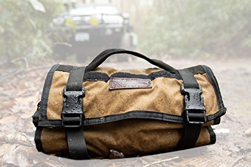 Tool Pouch Roll - Made in USA ()
