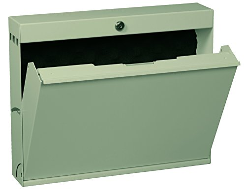Bretford Wall Mount - Datum Storage LTL-2K-T58 Intellerum Laptop Locker with Keyed Lock, Blue