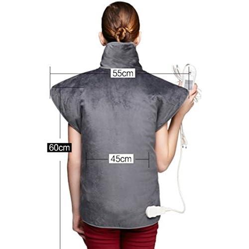 Épaule Physiothérapie Et Perles D'hiver Électrique Thermique Gilet Épaulettes Sommeil Sommeil Traitement Épaule Thermique