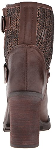 Leather Leafy Women's Laundry Brown Boot Bronze Chinese OgqYwSW