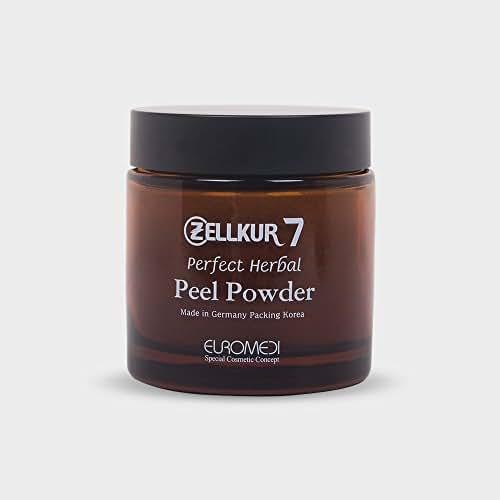 Zellkur Herbal Peel Powder 50g(1.764 Oz)
