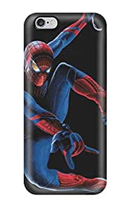 DxECnwg1125vVjrg Tpu Phone Case With Fashionable Look For Iphone 6 Plus - The Amazing Spider-man 47