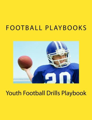 Youth Football Drills Playbook