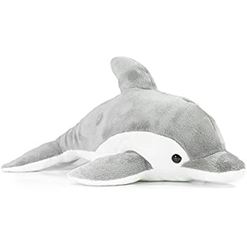 Amazon Com Viahart Dorian The Dolphin 11 Inch Dolphin Stuffed