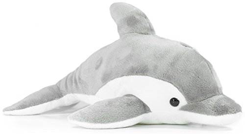 VIAHART Dorian The Dolphin | 11 Inch Dolphin Stuffed Animal Plush | by Tiger Tale Toys ()