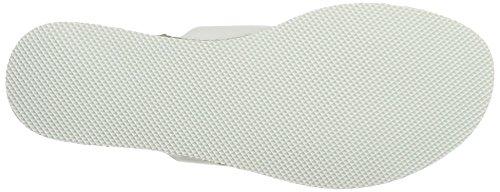 100 Bianco White Donna Slide Ciabatte Keita Esprit XT7Hq0w