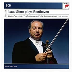Isaac Stern Plays Beethoven Violin Concertos And Sonatas. Serie Sony Classical Masters
