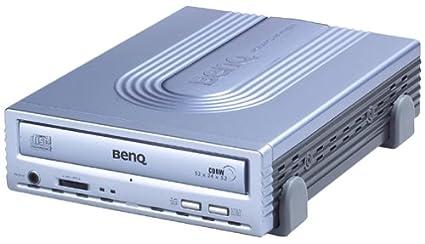 Benq CRW 5224WU Linux