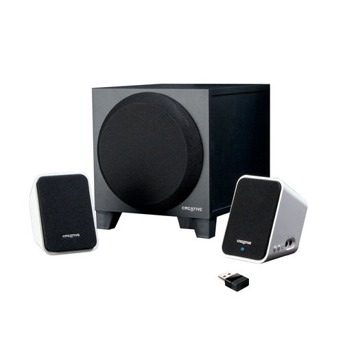 Creative Inspire S2 Bluetooth Wireless Multimedia Speaker System