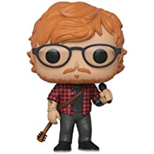 Funko POP: rocks-ed Sheeran Coleccionable Figura, multicolor
