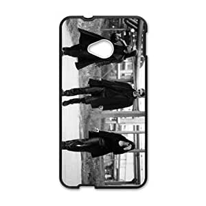 HTC One M7 Cell Phone Case Covers Black Dominion III E0594062