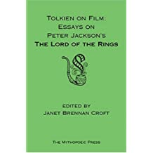 Tolkien on Film: Essays on Peter Jackson's the Lord of the Rings.