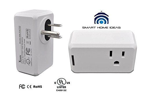 Wifi Smart Plug By Smart Home Ideas Control Your Devices