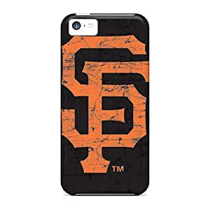 Special Burrisoutdoor98 Skin Cases Covers For Iphone 5c, Popular San Francisco Giants Phone Cases Black Friday