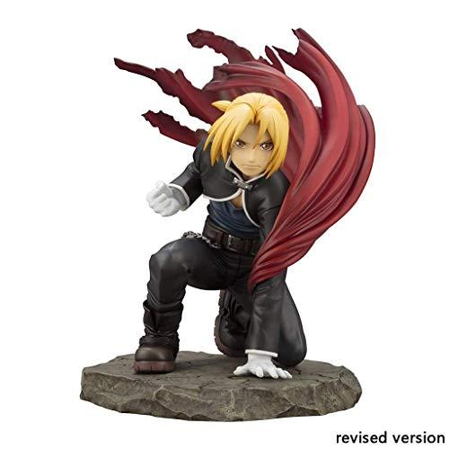 Luoyongyou Fullmetal Alchemist: Edward Elric ArtFX J Statue