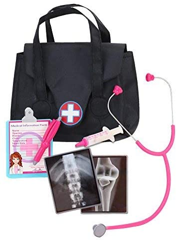 """Doctor Nurse Clip Board sized for 18/"""" American Girl Doll Accessories"""