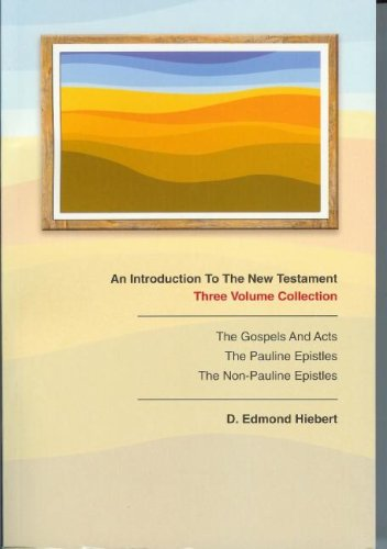 An Introduction to the New Testament: Three Volume Collection