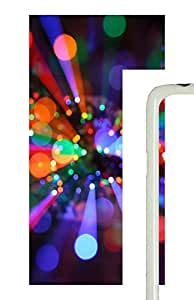 Samsung Galaxy S5 patterns abstract colors 21 PC Custom Samsung Galaxy S5 Case Cover White