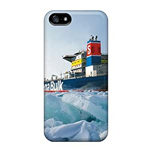 Defender Case For Iphone 5/5s, The Ship Pattern