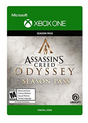 Assassin's Creed Odyssey Season Pass  - Xbox One [Digital Code]