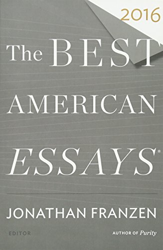 The Best American Essays 2016 - Essays
