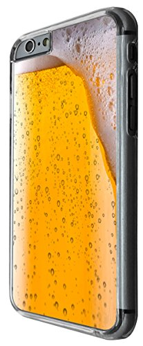 973 - Cool fun beer alcohol cider pub friends love relax love passion head drink party men manly Design For iphone 6 6S 4.7'' Fashion Trend CASE Back COVER Plastic&Thin Metal -Clear