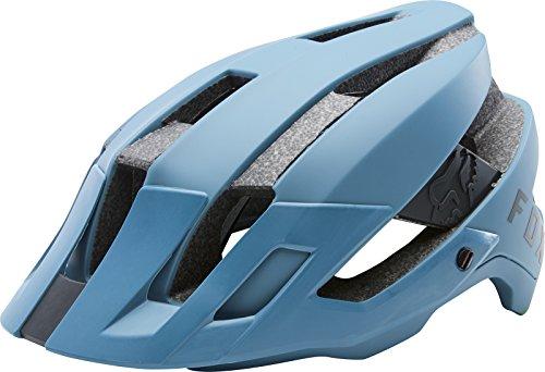 - Fox Head Flux MTB Bike Helmet (Slate Blue, S/M)