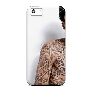 Wiz Khalifa Tattoos iphone case