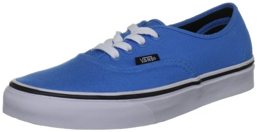 Vans U Authentic, Zapatillas De Deporte Unisex Azul (Malibu Blue/Black)