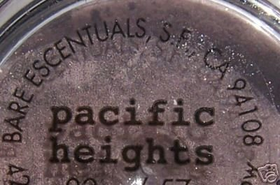 Bare Escentuals Pacific Heights Eye Shadow - Bare Escentuals Eye Color