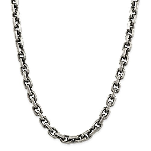 - Beautiful Sterling silver 925 sterling Sterling Silver Antiqued Chain