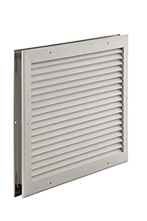 Air conditioning products acp adl 16x16 aluminum door for 18 inch louvered door