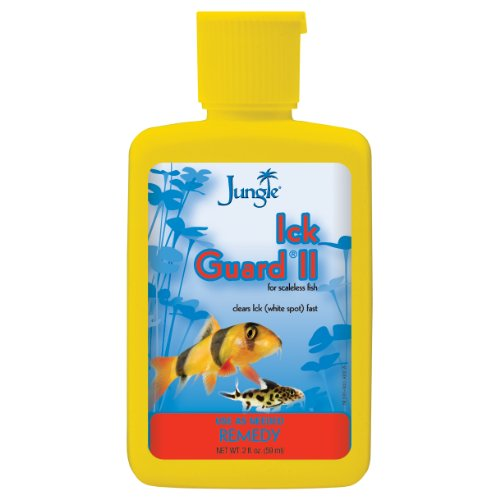 Jungle NL045 Ick Guard II Liquid, 2-Ounce, 59-Ml
