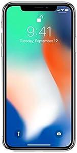 Apple iPhone X, Fully Unlocked 5.8