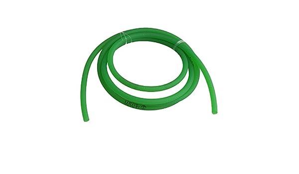 BQLZR - Cinturón redondo de poliuretano de alto rendimiento, 5 mm de longitud, métrico, color verde: Amazon.es: Bricolaje y herramientas