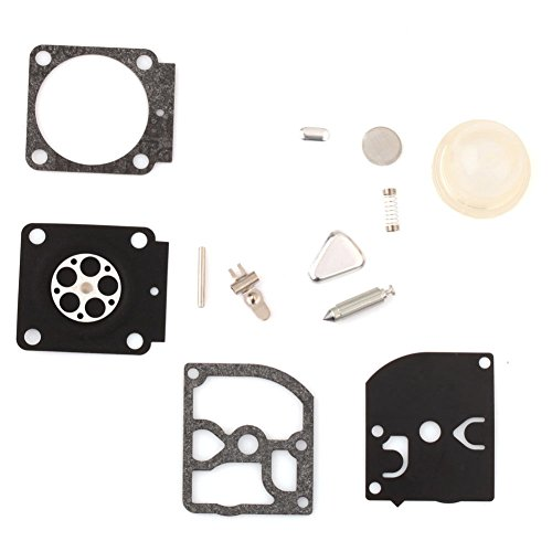 F-ber Carburetor Carb Repair Kit Gasket Diaphragm for Stihl BG55 HS45 FS55 FS38 MM55 Trimmer Zama RB-100 C1Q-S serires