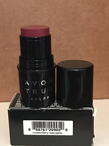 Avon Be Blushed Cheek Color Crushed Berry