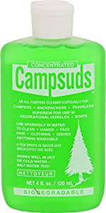 Sierra Dawn Campsuds All Purpose Cleaner, 4-Ounce