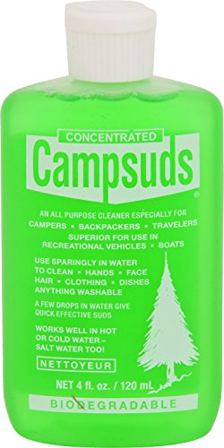 Sierra Dawn Campsuds All Purpose Cleaner, 4-Ounce (Supply Sierra)