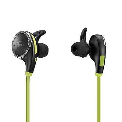 TaoTronics Blutooth In-Ear Headphones Wireless Bluetooth 4.1 Sweatproof Sport Earphones