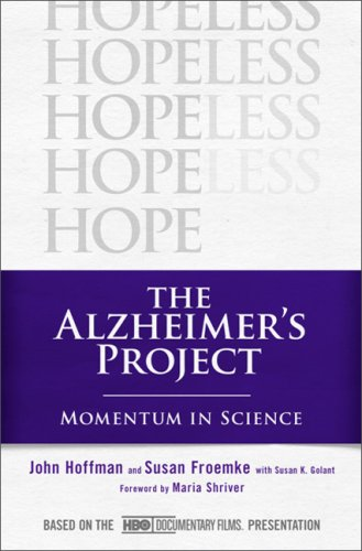The Alzheimer's Project, portada del libro